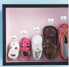 shoe growth chart *love*