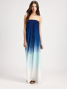 Karissa Ombre Maxi Dress..would love this for vacation