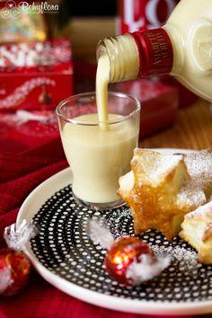 Was wäre Weihnachten ohne Leckereien? Mit Marzipanlikör und Santa's Cookies haben Milch und Kekse ganz schnell ausgedient.