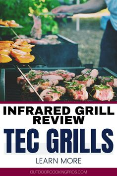 Learn more about Outdoor Cooking Pros' Infrared TEC Grills Review. Find out the benefits and downside of infrared grills by TEC Grills. Infrared grills are the best outdoor grills for BBQ and steak lovers. These Infrared grills will give the best grilled texture and mouthwatering taste that you, your friends, and your family will surely love. Hype up your outdoor grilling experience with TEC infrared grills. Shop the best infrared grills at outdoorcookingpros.com. Backyard Barbeque, Patio Grill, Outdoor Grilling, Outdoor Cooking, Infrared Grills, Best Outdoor Grills, Outdoor Countertop, Bbq Pro