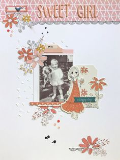 Bits & Pieces: * Felicity Jane Layouts *