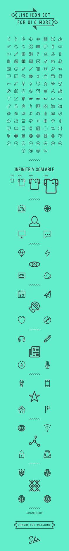 New Icon Trends | Abduzeedo Design Inspiration