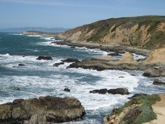 Bodega bay, ca. Used to sit and watch the waves everyday after work when I lived near here.