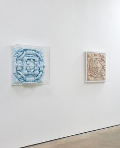 #MKGWatchlist: We love Michael Velliquette's paper sculptures on view at David Shelton Gallery. Cut and assembled by hand, these constructions of abstract layers and shapes can take up to 500 hours to make. Check the exhibition out before it closes this weekend! #mkgart #mkgartmanagement #contemporaryart #houstonart #houstongallery #htx #shoplocal #gallery #exhibition #paper #sculpture #michaelvelliquette #davidsheltongallery Art Watch, Paper Sculptures, Contemporary Artists, Houston, Layers, David, Shapes, Abstract, Gallery