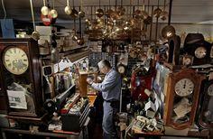 clock work shop - Google Search