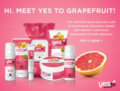 The Yes To brand is fantastic. It is an all natural skin and hair care line. So far I've used the tomato cleanser and the cucumber face mask and I am very pleased.