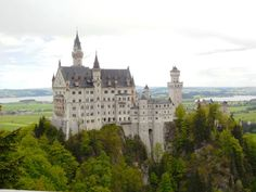 Solo Travel Destination Munich- Neuschwanstein