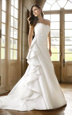 Corset Wedding Dress | Wedding Dresses | Stella York Style 5762
