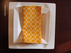 Cloth dinner napkins Marigold Wedding, Cloth Dinner Napkins, Yellow Weddings, Vintage Yellow, Tableware, Etsy, Dinnerware, Dishes