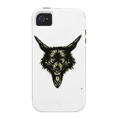 WOLF  iphone 4/4S Vibe Case £42.95
