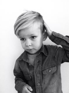 undercut haircuts for baby - Google Search