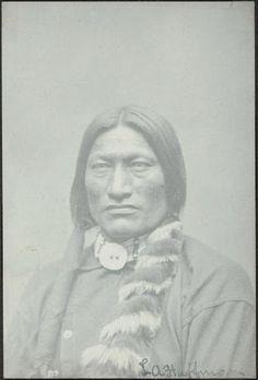 High Bear - Oglala - 1880