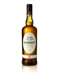 Glen Grant single malt scotch