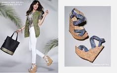 Safari Style Shoes & Handbags | JustFab