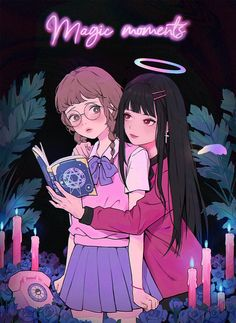 There is nothing worse than a sharp image of a fuzzy concept. Kawaii Anime Girl, Anime Art Girl, Manga Art, Manga Anime, Arte Do Kawaii, Kawaii Art, Art And Illustration, Aesthetic Anime, Aesthetic Art