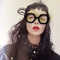 A world of creative eyewear just a click away!