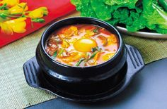 This healthy soup is a mainstay of Korean cuisine, perfect for when you're feeling under the weather.