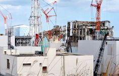 Fukushima Plant | Fukushima Daiichi  THINK they are able to pull rods out of this, intact?  HAH!
