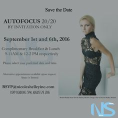 #Vision20/20  #Luncheon #Breakfast with #NicoleShelleyModels Come Join Us.