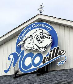 Mooville Ice Cream- Nashville, MI