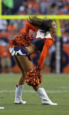 Broncos Cheerleader Patricia