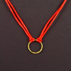 Modern Bright Jewelry Necklace from AtelierYumi, Etsy