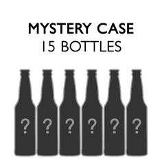 Mystery Case - 15 bottles - Save up to 50%