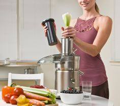 6 yummy juicer recipies...now all I need is a juicer!
