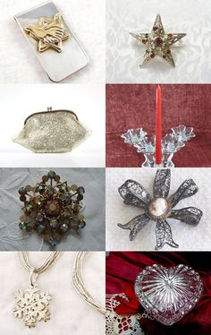 Christmas Giving  at Vintage Passion Team by Brenda L. Marsh on Etsy--Pinned with TreasuryPin.com