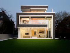 Villa Linari by Dibelius Architekten | Detached houses