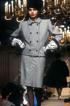 Yves Saint Laurent | Fall 1983
