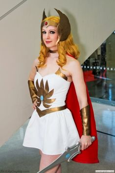 She-Ra | 30 Amazing '80s & '90s Inspired Cosplay