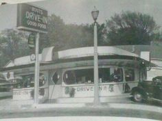 Boots Drive Inn in Carthage MO in1946