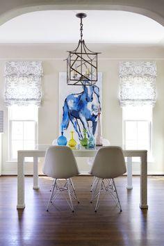 design tip tuesday: lighten up your dining - Blue Print Blog