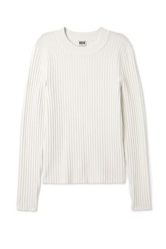 Weekday image 8 of Turl Sweater in White