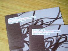 Todos os tamanhos | Booklet for California College of the Arts | Flickr – Compartilhamento de fotos!