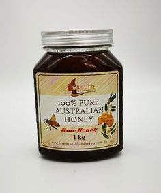 Buy 100% Natural Raw Australian Honey that brings a taste of Australia and breath-taking aromas to your pantry with the opening of the jar. This Honey jar is perfect for a family of honey lovers when you need a delicious 100% Raw Australian honey. Keep it in the pantry as your everyday go-to honey. Pure Honey, Raw Honey, Australian Honey, Creamed Honey, The 100, Jar, Bagels, Consistency, Trays