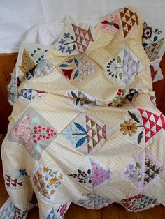 Supergoof Quilts: check out her blog, her work is absolutely gorgeous, a visual feast