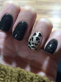 Loving my new nails