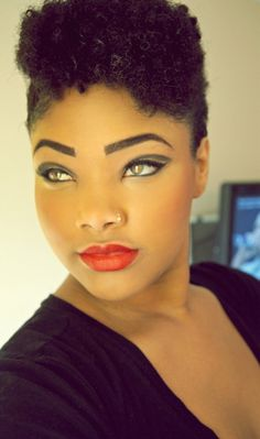 BLACK GIRLS W/DIMPLES | Lip Ring Piercing Tumblr Ajgelcw