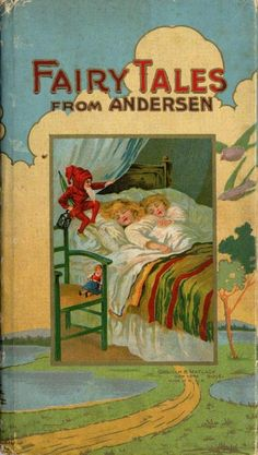 Fairy Tales from Anderson. New York, 1880 I would love to read this with Hannah