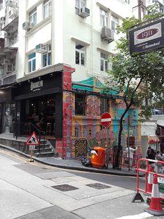 Brooklyn Bar and Grill 29 Staunton Street, Soho Hong Kong Tel: 2801 6280