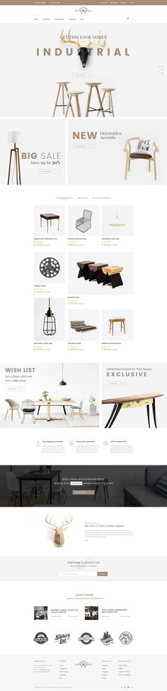 Professional Clean & Simple WordPress Designs #DESIGN