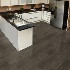 Captivating Allure   Trafficmaster Allure 6 In. X 36 In. Satin Oak Resilient Vinyl Plank