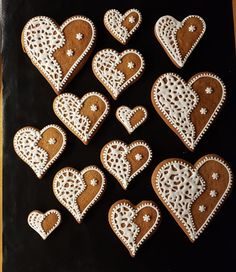 Ginger bread decoration