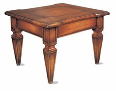 """Matching End Table from South Cone Dimensions: 26""""W x 23""""D x 26""""H Available in the same finishes as the coffee table if we want matching?"""