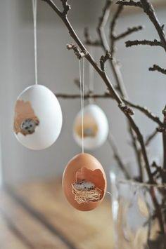 rustic Easter decor ideas for creative brains