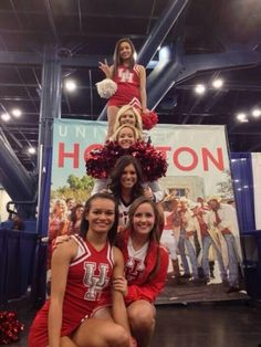 Houston spirit tower! #GoCoogs