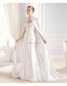 vestidos de novia en raso de invierno para gorditas - Buscar con Google