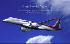 Mitsubishi Regional Jet (MRJ) - Google Search